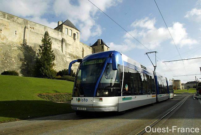 Tramway Caen Ligne 2