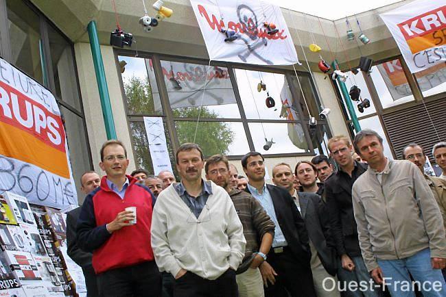Caen SEB KRUPS Moulinex